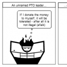 The shady business of PTO