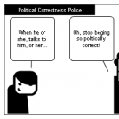 Convenience of Political Correctness