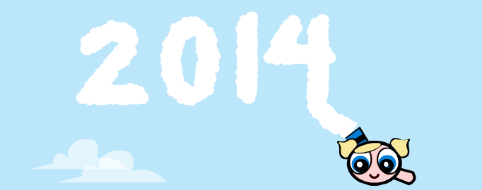 Fly into 2014
