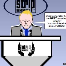 Sean Spicer, SG Press Secretary