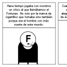 Tirada #64: el Fortunas