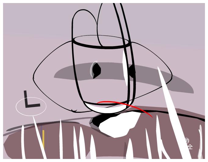 Bouchon labile