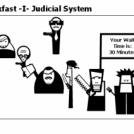 Burgers For Breakfast -I- Judicial System