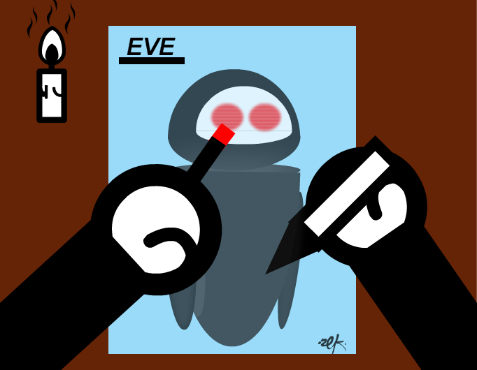 Drawing EVE