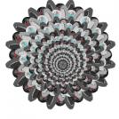 Noonies axe flower