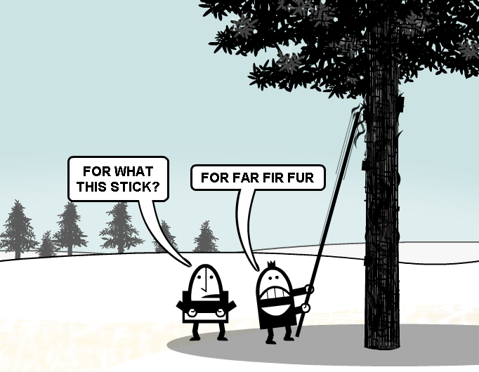 for far fir fur