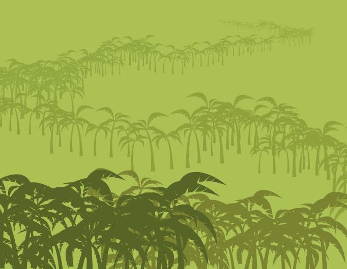 Greengold Palmfade