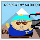 3D Cartman