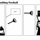The Magnificent Plunifiing Football