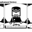 Bill the Klingon - Employment history