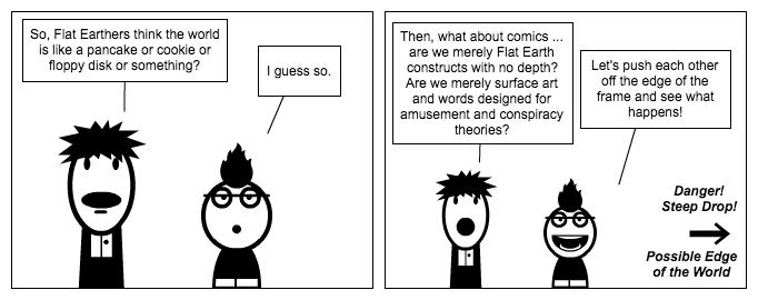 Comic Strip Constructs