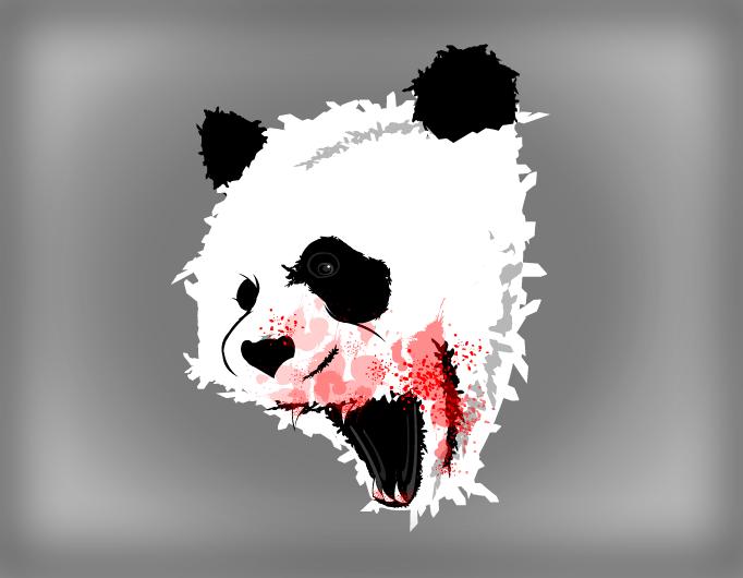 Never say no to panda...
