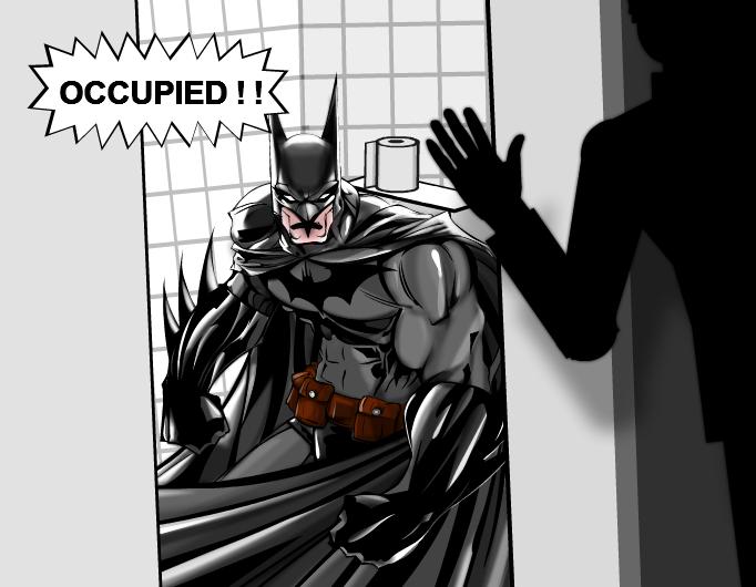 Occupied!!!