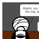 Alladin and ...