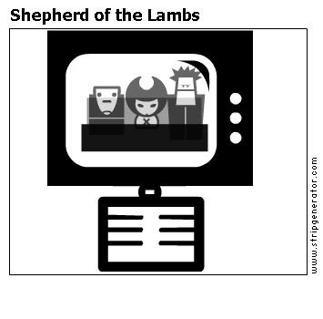 Shepherd of the Lambs