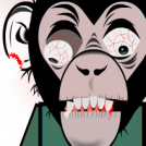 Planet of the Zombie Apes