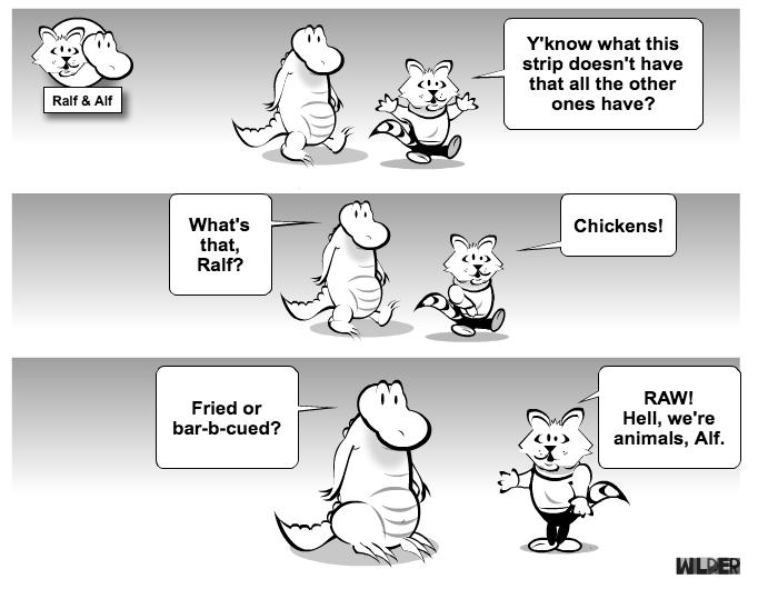 Ralf & Alf