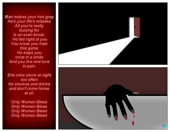 Only Women Bleed