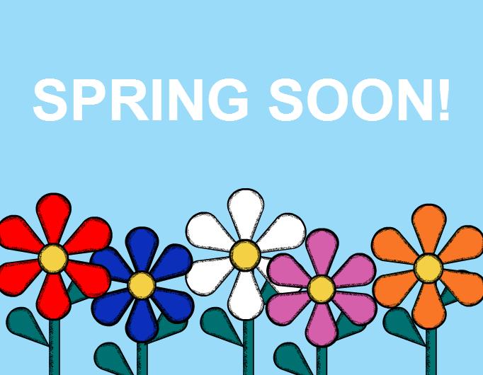 Spring soon!