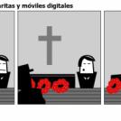 cafrismo con las camaritas y móviles digitales