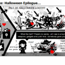 Vampyressa Chronicles: Halloween Epilogue...