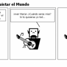 Guitarra para Conquistar el Mundo