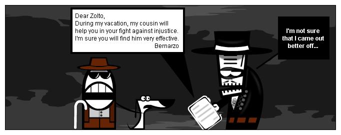 Zolto & Bernarzo - the return