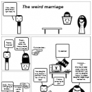 The Weird Marriage