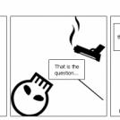 Think Twice Hamlet