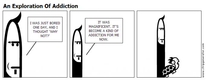 An Exploration Of Addiction