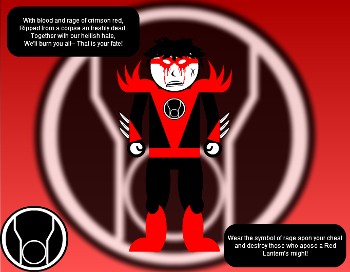Red Lanterns might! (with oath)