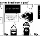 """Super Ânimo em """"Voar no Brasil nem a pau!&quo"""