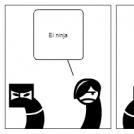 O ninja e o demonio - parte 02