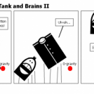 The Adventures of Tank and Brains II