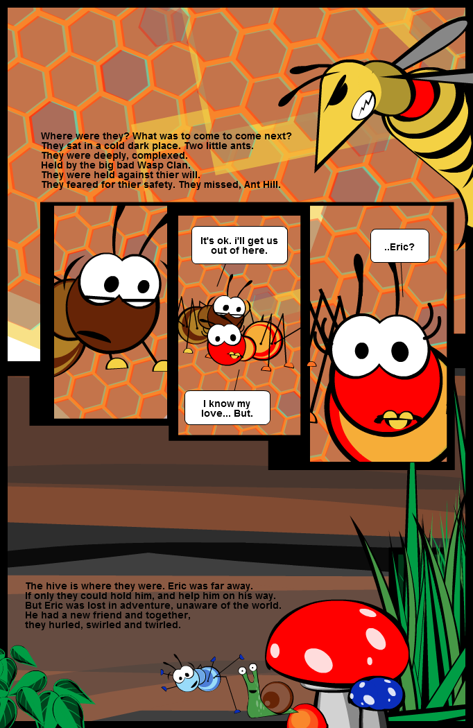 Ant Hill: Page 10