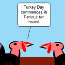 Turkey's of The Essence