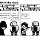 The Hitchhiker's Guide to the Music