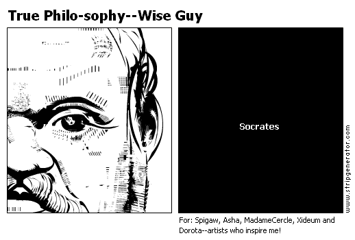 True Philo-sophy--Wise Guy