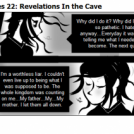 Vampyressa Chronicles 22: Revelations In the Cave