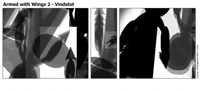 Armed with Wings 2 - Vindstot