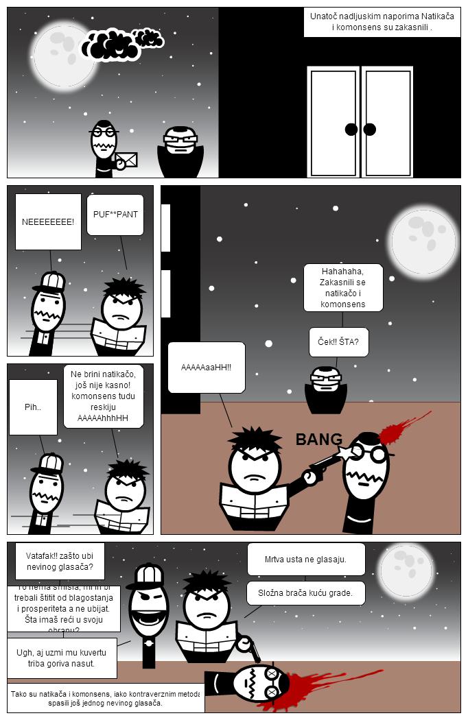 Natikača i komonsens pilot ep.3