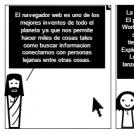 Historieta del navegador
