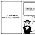 Potty Police