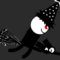 Halloween Contest 1: Be a witch!