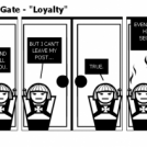 """Guards of the Back Gate - """"Loyalty"""""""