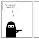 A ninja és a férfi