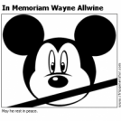 In Memoriam Wayne Allwine