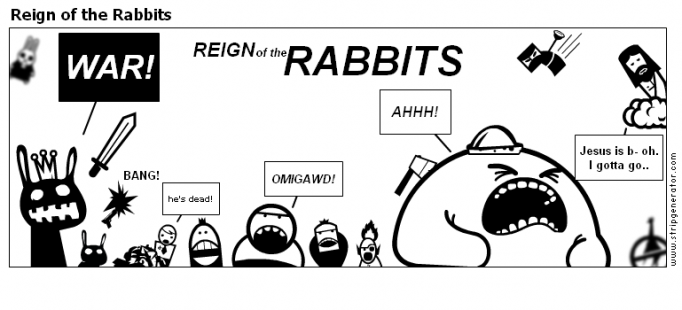 Reign of the Rabbits