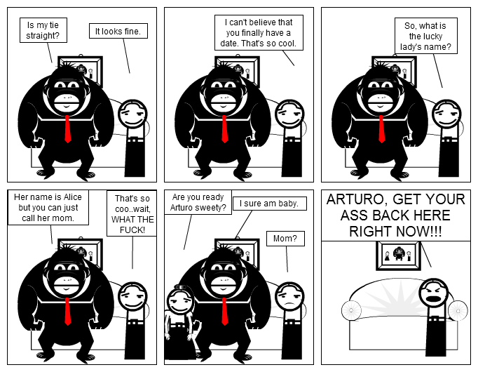 Arturo the gorilla