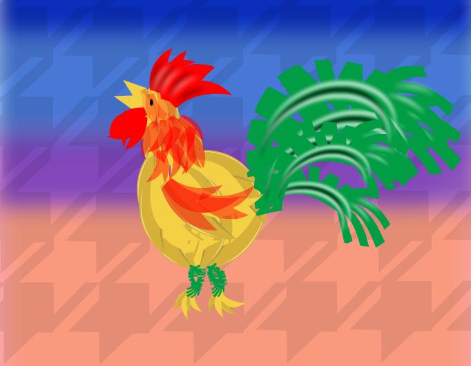 Pata de Gallo